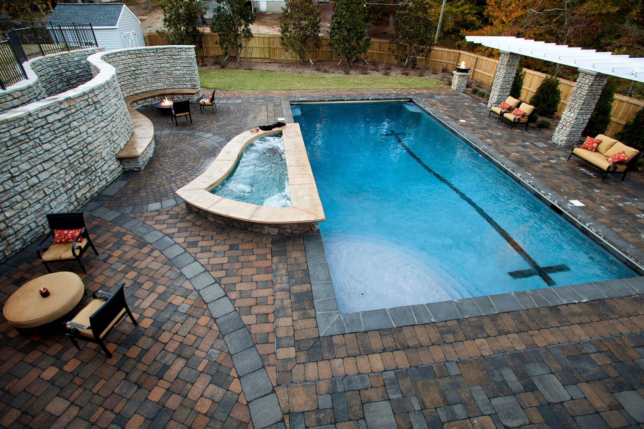 Schwimmpool f r garten garden 5 swim pool deck geomax for Swimmingpool hornbach